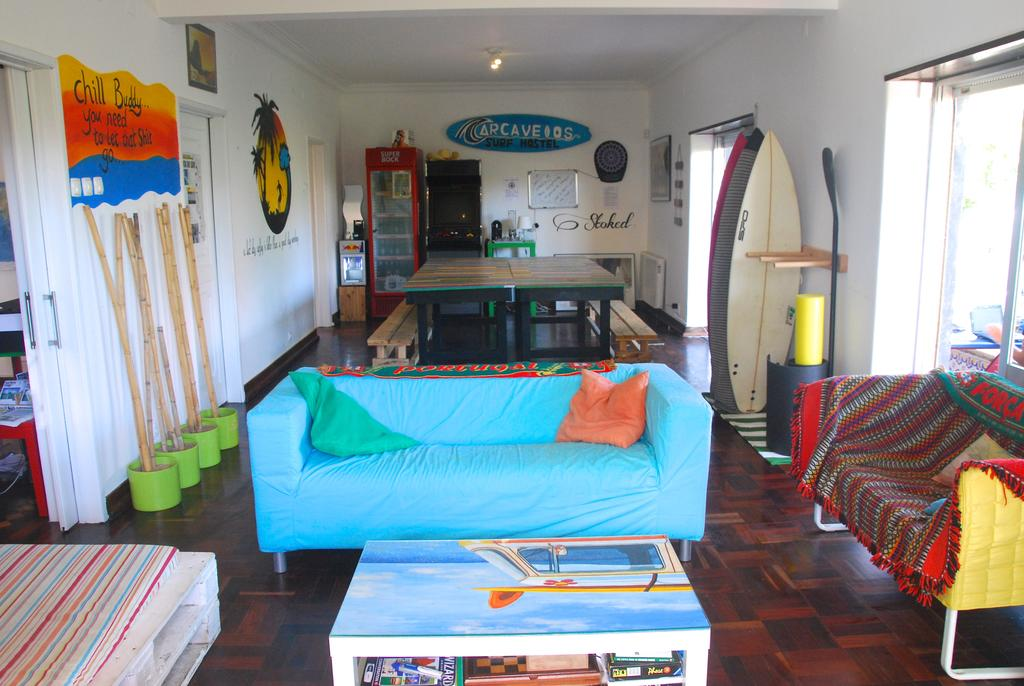 Join us in our surfhostel for a great holiday experience!