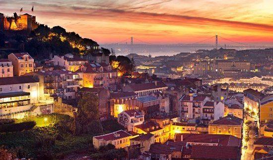 Entdecke Lissabon
